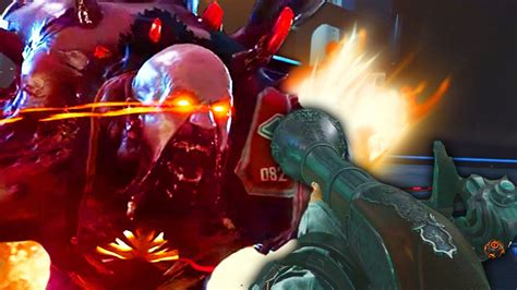 exo zombies oz advanced warfare exo zombies quot descent quot mutant oz boss