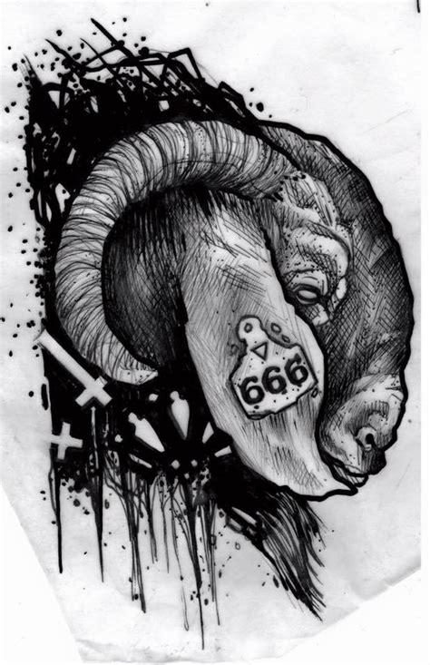 black sheep tattoo designs sheep tattoos askideas