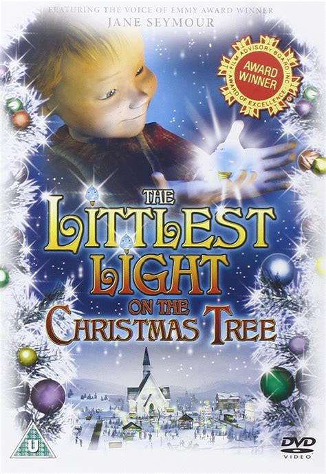 dvd the littlest light on the christmas tree dvd