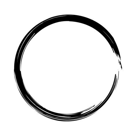 enso fine circle temporary tattoo momentary ink