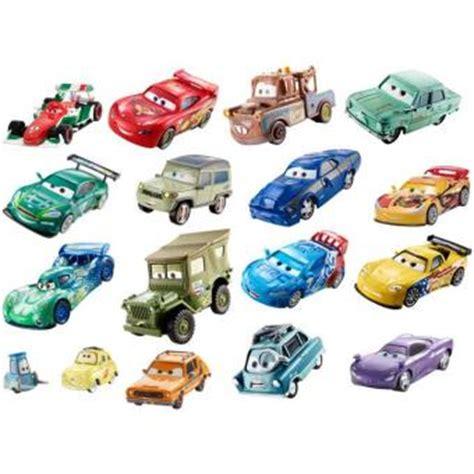 voiture 3 si鑒es auto set de 2 voitures miniatures cars mattel voiture achat