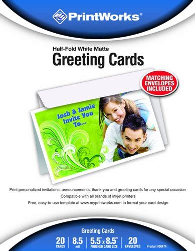 Greeting Card Folder Template by Archives Backuptex