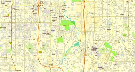 salt lake city map salt lake city utah us printable vector city plan map v3 2016 08 editable adobe pdf