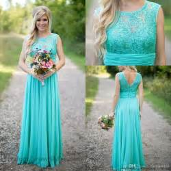 turquoise wedding dresses cheap 2017 cheap country turquoise mint bridesmaid dresses