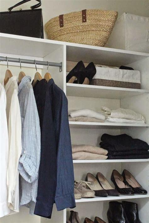 25 best ideas about rangement garde robe sur