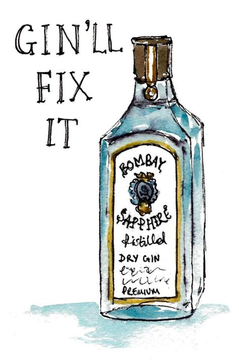 Top Shelf Gin Brands by Best 25 Gin Quotes Ideas On