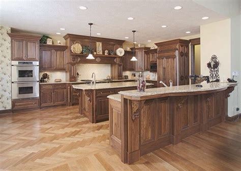 walnut color kitchen cabinets color palette maple floors with walnut cabinets