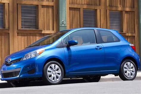 2013 Toyota Yaris Review New 2013 Toyota Yaris Price Photos Reviews Safety Ratings