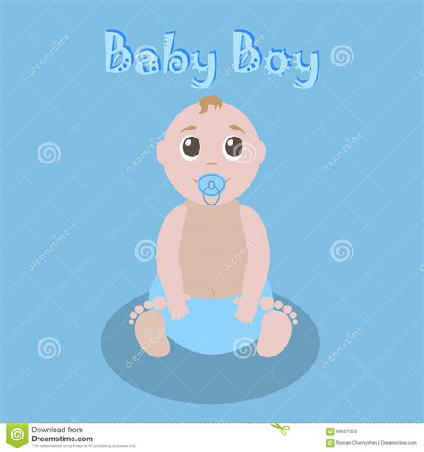 Template Baby Boy Card by Baby Boy Baby Shower Invitations Templates
