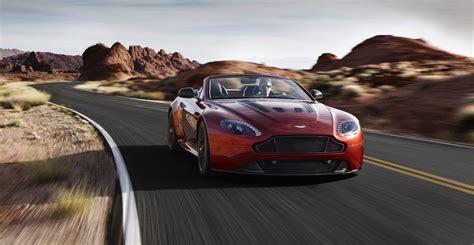 aston martin  vantage  roadster british brands