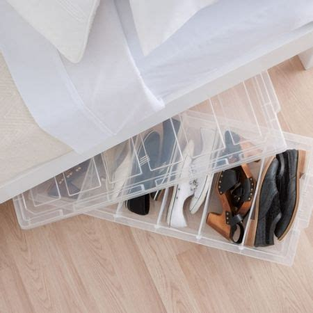 underbed shoe storage with wheels pin by stuart on storage solutions