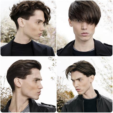 Coupe Cheveux Homme 2017 by Coiffure Homme Automne Hiver 2016 2017 Coiffure