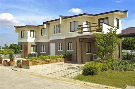 Linden Floor Plan by House And Lot For Sale In Cavite Philippines This Site