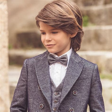 Hairstyles For Boys by Cool 50 Charming Boys Hairstyles For Your Kid