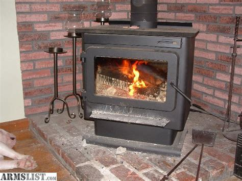 armslist for sale trade tight wood stove used 1 season