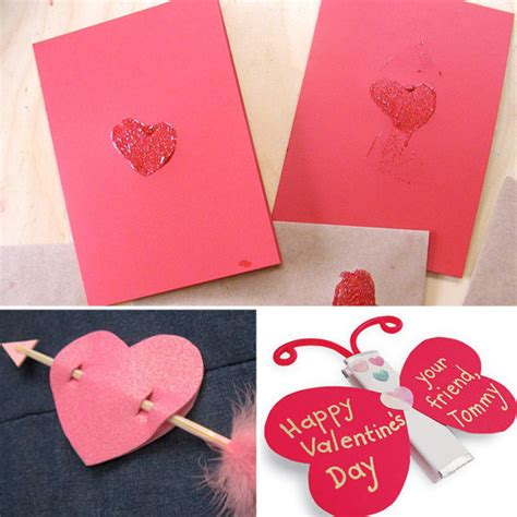 diy valentines cards diy s day cards for popsugar
