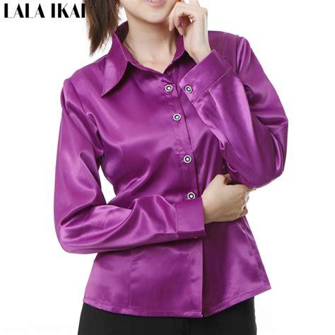 Blouse Top Xl Don T Look Black Atasan Wanita Blouse 0153 Qjq womens black satin blouses blouse with