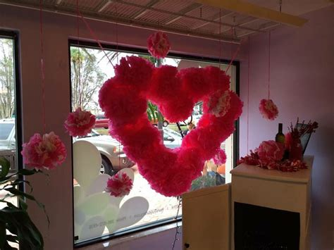valentines day window displays pin by sheri s flowers on shop ideas