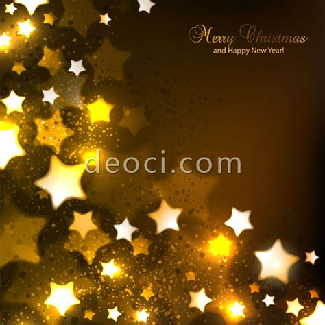 vector of abstract new year graphic and background brown background abstract gold on new year