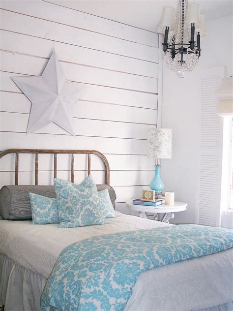 beach cottage bedrooms add shabby chic touches to your bedroom design bedrooms bedroom decorating ideas hgtv