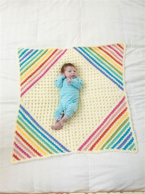 How To Crochet A Blanket by Quot Nobody Puts Baby In The Corner Quot Blanket
