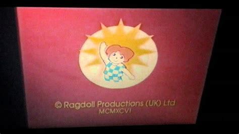 a ragdoll production ragdoll productions 1991 2004