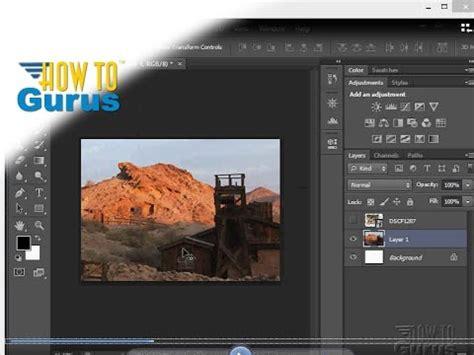 tutorial editing photos on photoshop cs5 basic photo editing in adobe photoshop cs5 cs6 cc