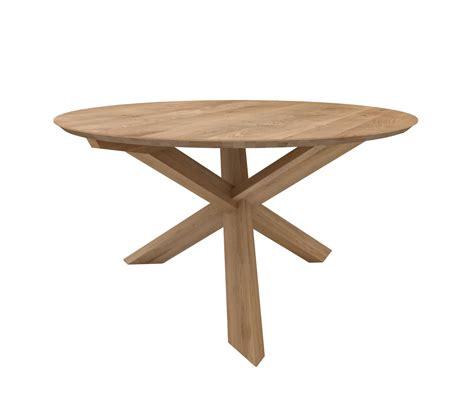 tisch table oak circle dining table esstische von ethnicraft