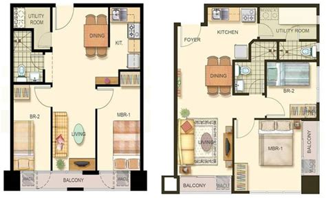 UNIT LAY OUTS THE ORIENTAL PLACE MAKATI