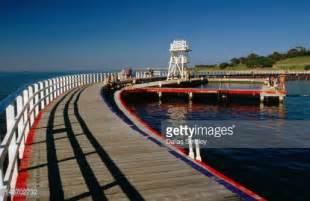 Boardwalk Dallas Boardwalk Surrounding Sharkprotected Swimming Area Eastern