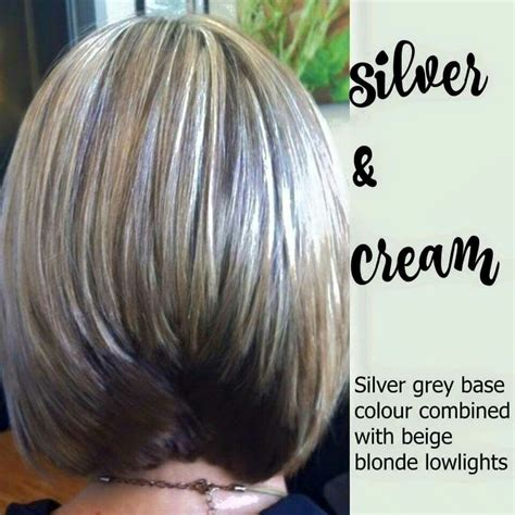 pictures transition dark hair to grey on pintrest image result for transition to grey hair with highlights