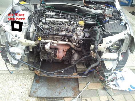 vectra     dth saab exhaust leak related  egr cooler vauxhall owners network