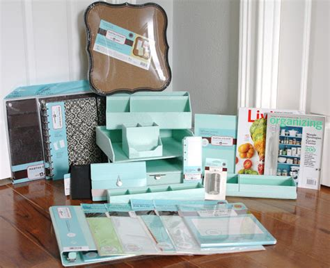 Martha Stewart Desk Accessories Organized Desktop With Martha Stewart Simply Organized