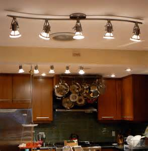 Ceiling Track Lights For Kitchen The Best Designs Of Kitchen Lighting Pouted Magazine Design Trends Creative