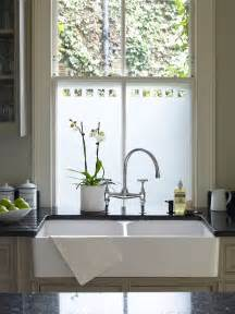 Kitchen Window Coverings by Kitchen Window Treatments Kitchen Sourcebook