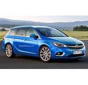 2016 Opel Zafira C Iii Tourer – Pictures Information