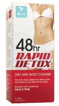 48 Hour Detox Reviews by 48 Hr Rapid Detox Review You But Diet Pill Reviews