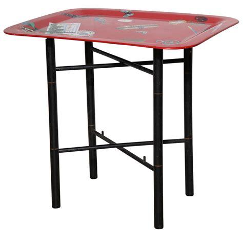 circa 1955 piero fornasetti trompe l oeil tray table