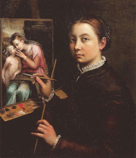 biography for artist clio history journal sofonisba anguissola