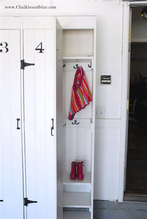 diy locker projects 34 pottery barn hacks for diy designs on a budget diy projects