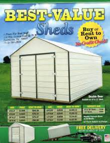 Prices derksen buildings pricing sheds pricing smithville tx