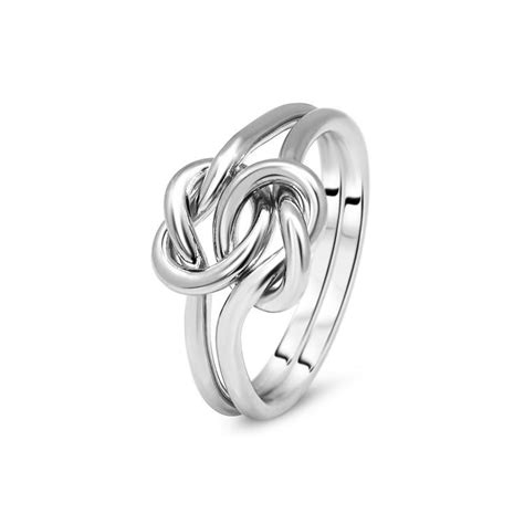 womens silver 2k1 l puzzle rings creations