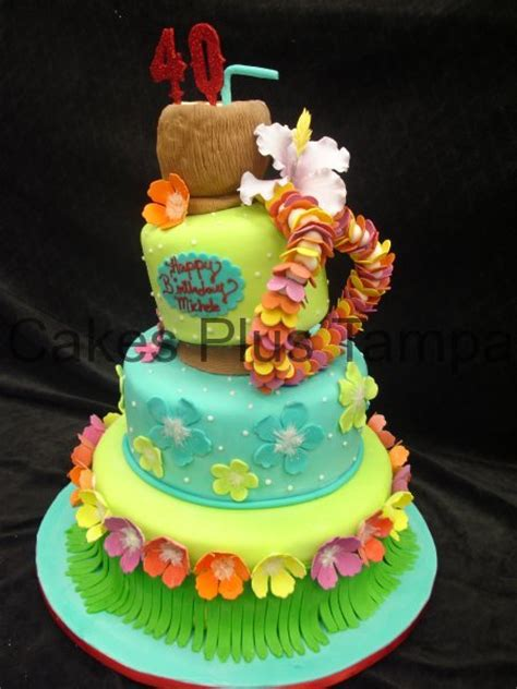 Cakes Plus Tampa Tropical Cakes