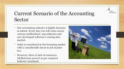 Current Scenario Of Mba In India by Career In Accounting Taxation