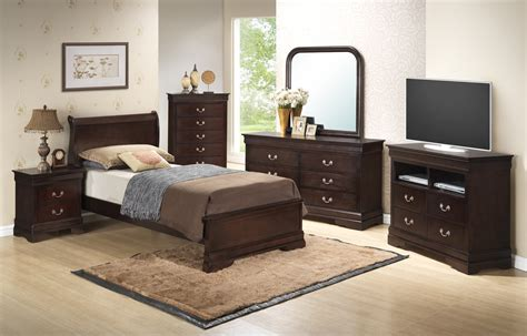 cappuccino bedroom furniture glory furniture g3125 5 piece low profile bedroom set in