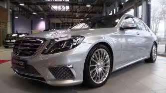 Mercedes S65 V12 Biturbo Mercedes S65 Amg V12 Biturbo 2015 Start Up In Depth