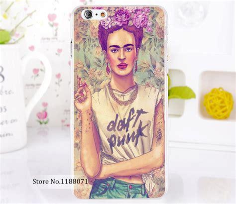 Frida Kahlo A1579 Iphone 6 6s fab ciraolo frida kahlo daft style for iphone 6