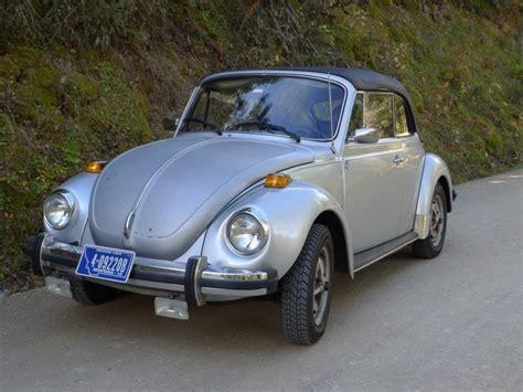 volkswagen beetle convertible  sale  bat auctions sold    march