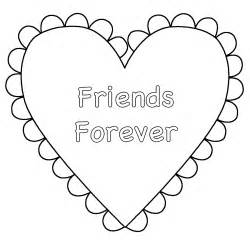 Best Friends Forever Coloring Pages On Free Cinco De  sketch template