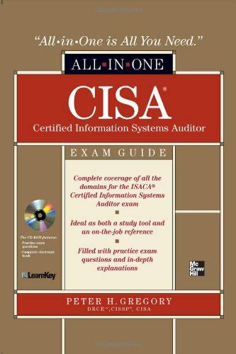 certified information systems auditor cisa cert guide certification guide books discount certification central a book to review sale